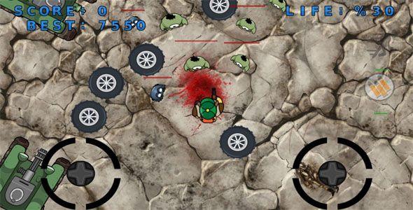 cool Monster Basher Royale (Games) | ThemeForest Multipurpose ...