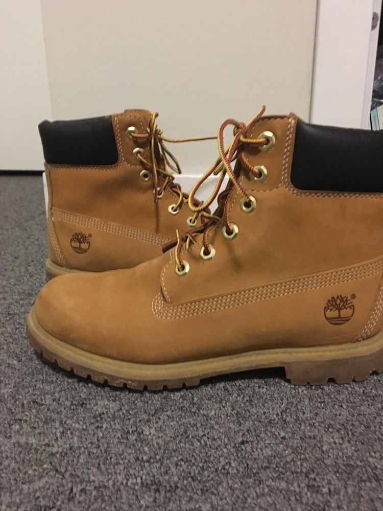 bc38874cb6f Womens 6 Inch Waterproof Timberland Boots Size 9 #fashion #clothing ...