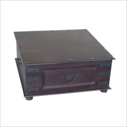 Coffee Table with 2 Drawers By Designs $489