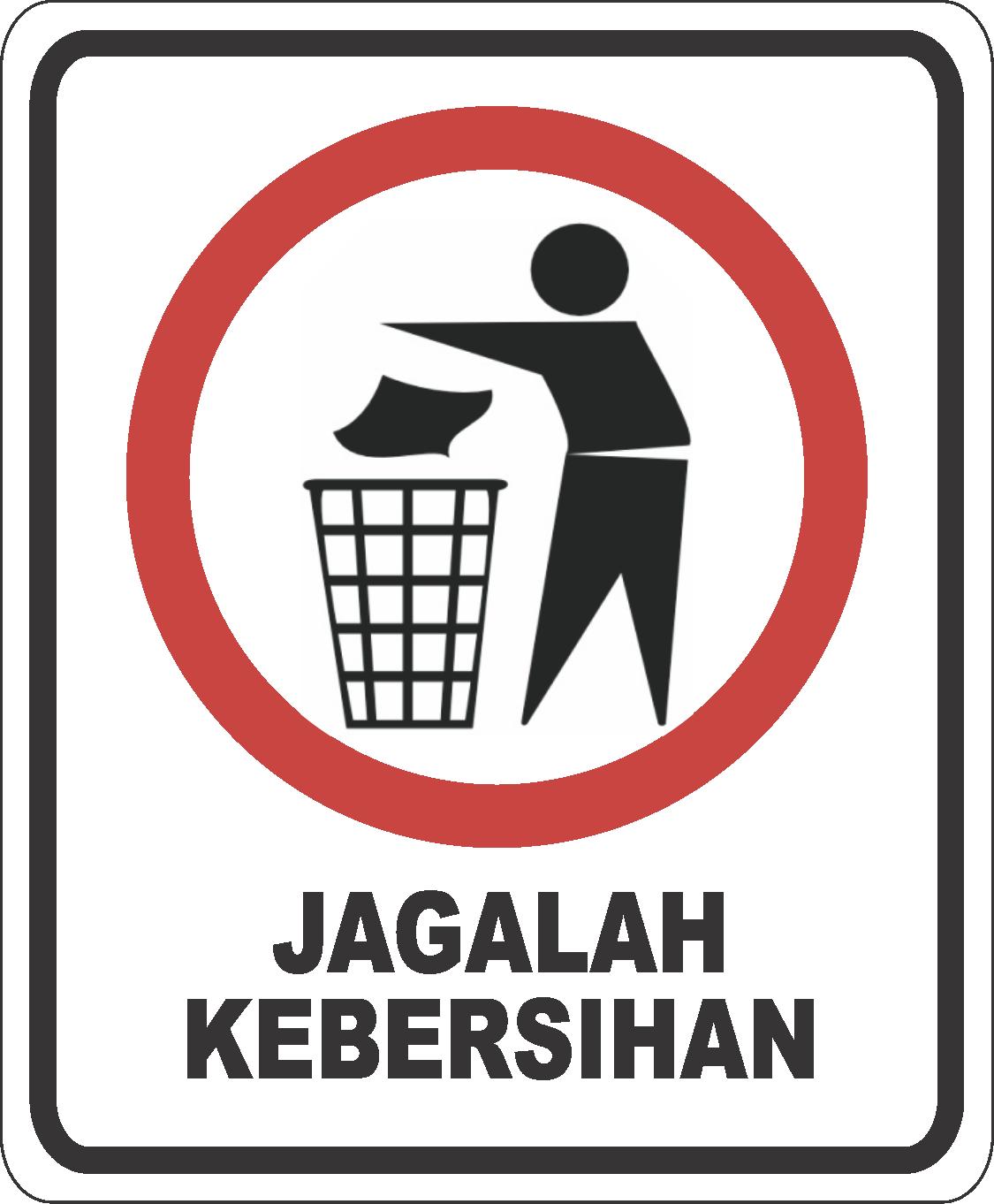 Jaga Kebersihan Logo by Ephriam Nolan Katakata motivasi