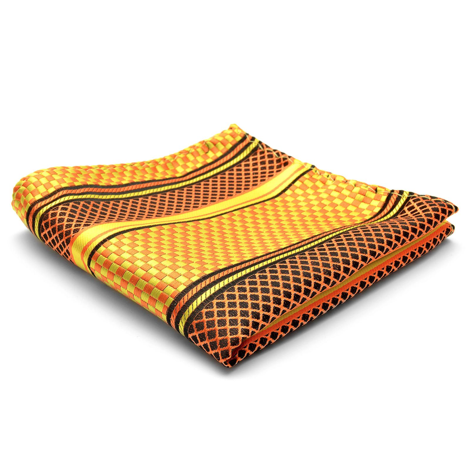 Photo of Retro Pocket Silk Cloth | In stock! | Tailor Toki