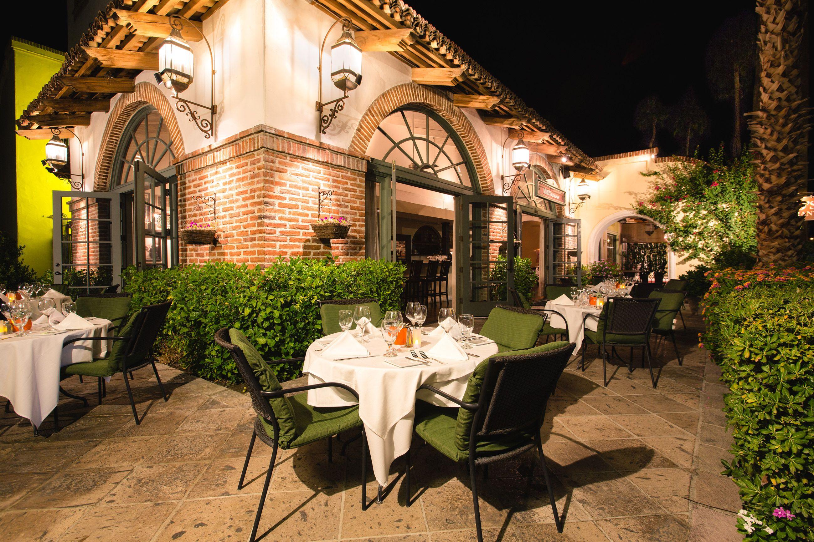 Miro S Restaurant Palm Springs Fine Dining Restaurant In