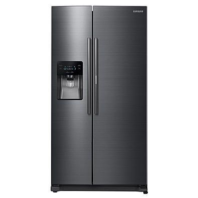 Samsung Rh25h5611sg Aa 24 7 Cu Ft Capacity Side By Side Food