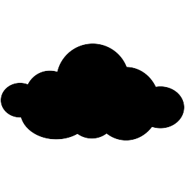 Cloud Silhouette Silhouette Clip Art Silhouette Silhouette Template