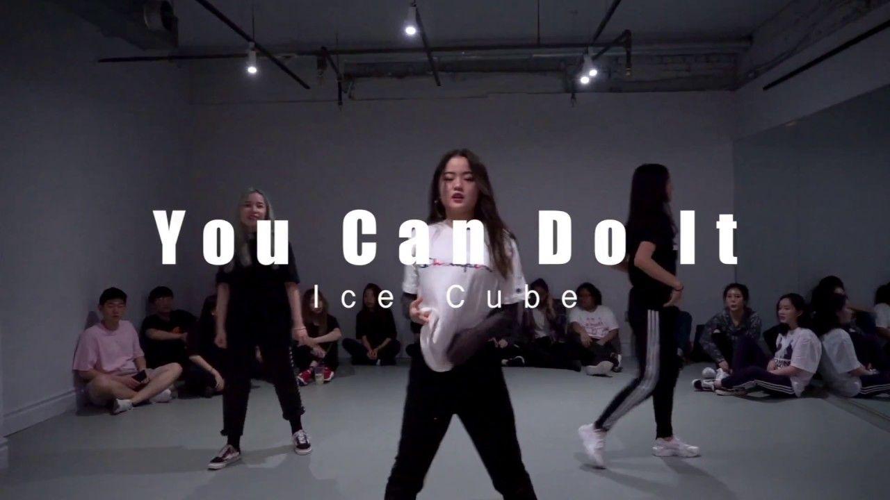 Good Dance Move Need Great Tunes You Can Do It Ice Cube Alisha