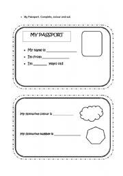 printable play credit card templates | English teaching worksheets ...