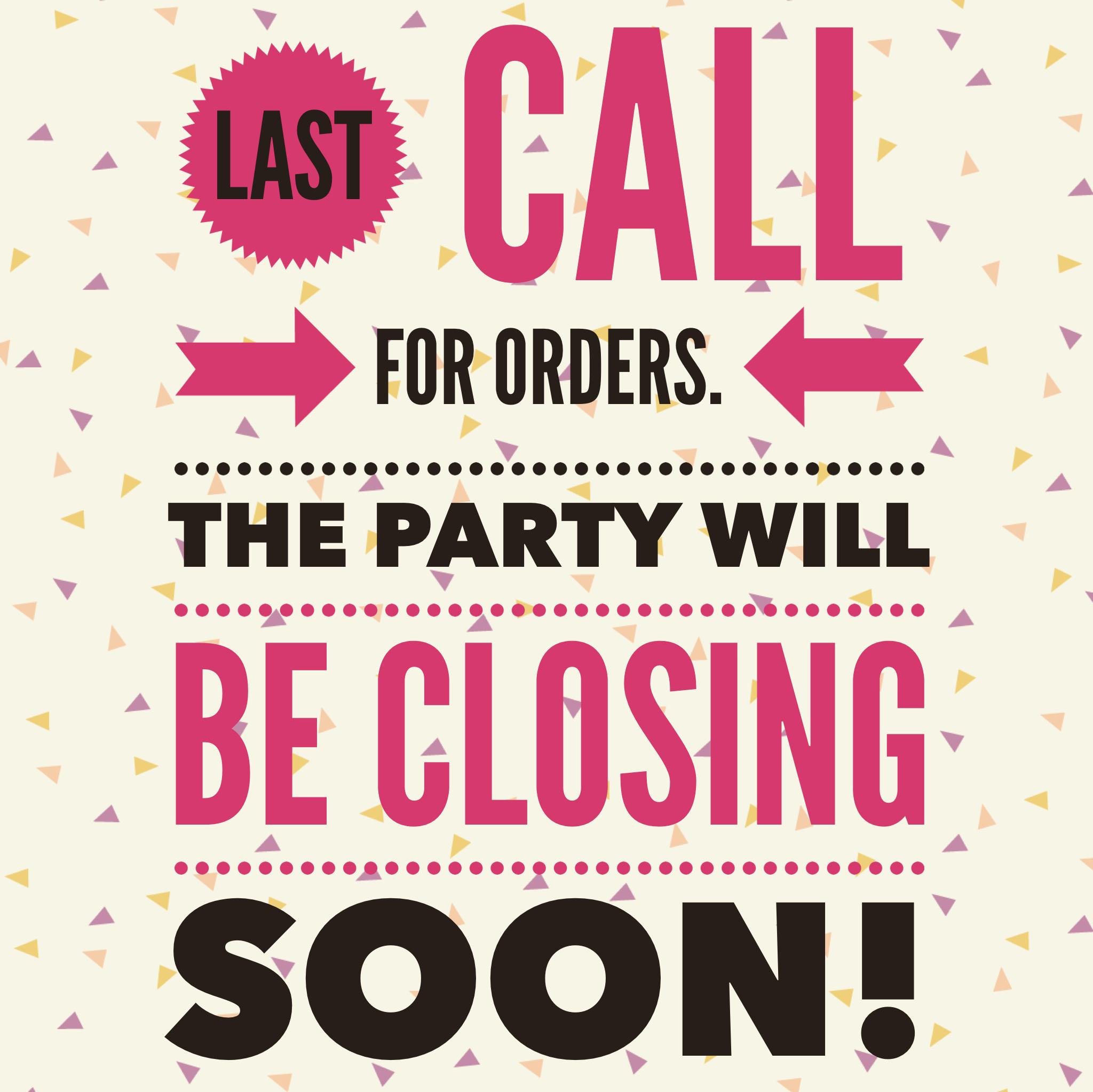 last call for orders LuLaRoe Pinterest