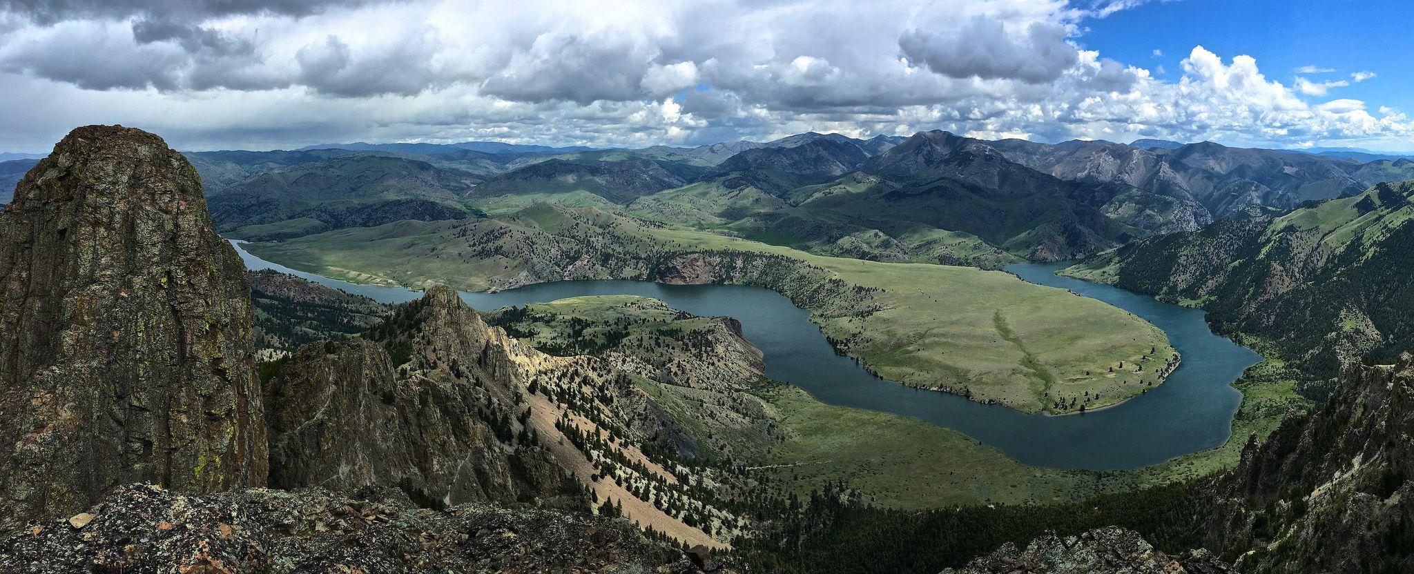 Hike to the sleeping giant hiking natural landmarks