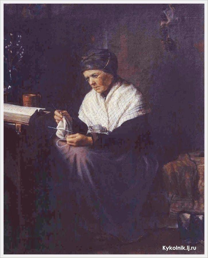 «Впечатления дороже знаний...» - Лемох Кирилл (Карл) Викентьевич (Россия, 1841-1910)
