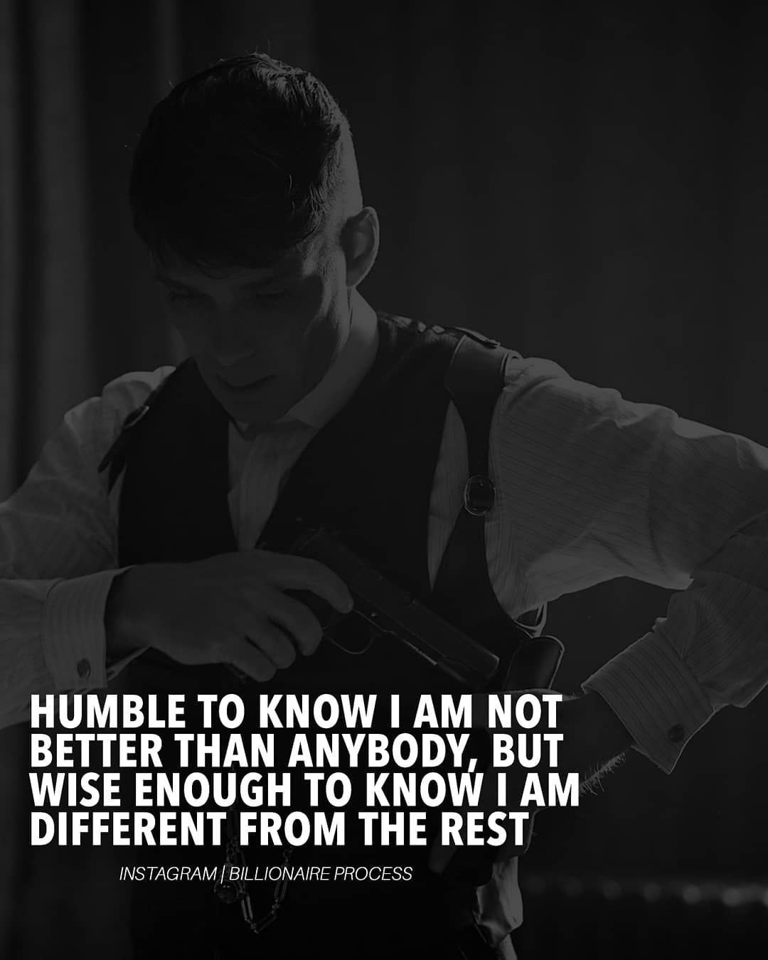 Quotes Motivation Success On Instagram Humble To Know Im Not