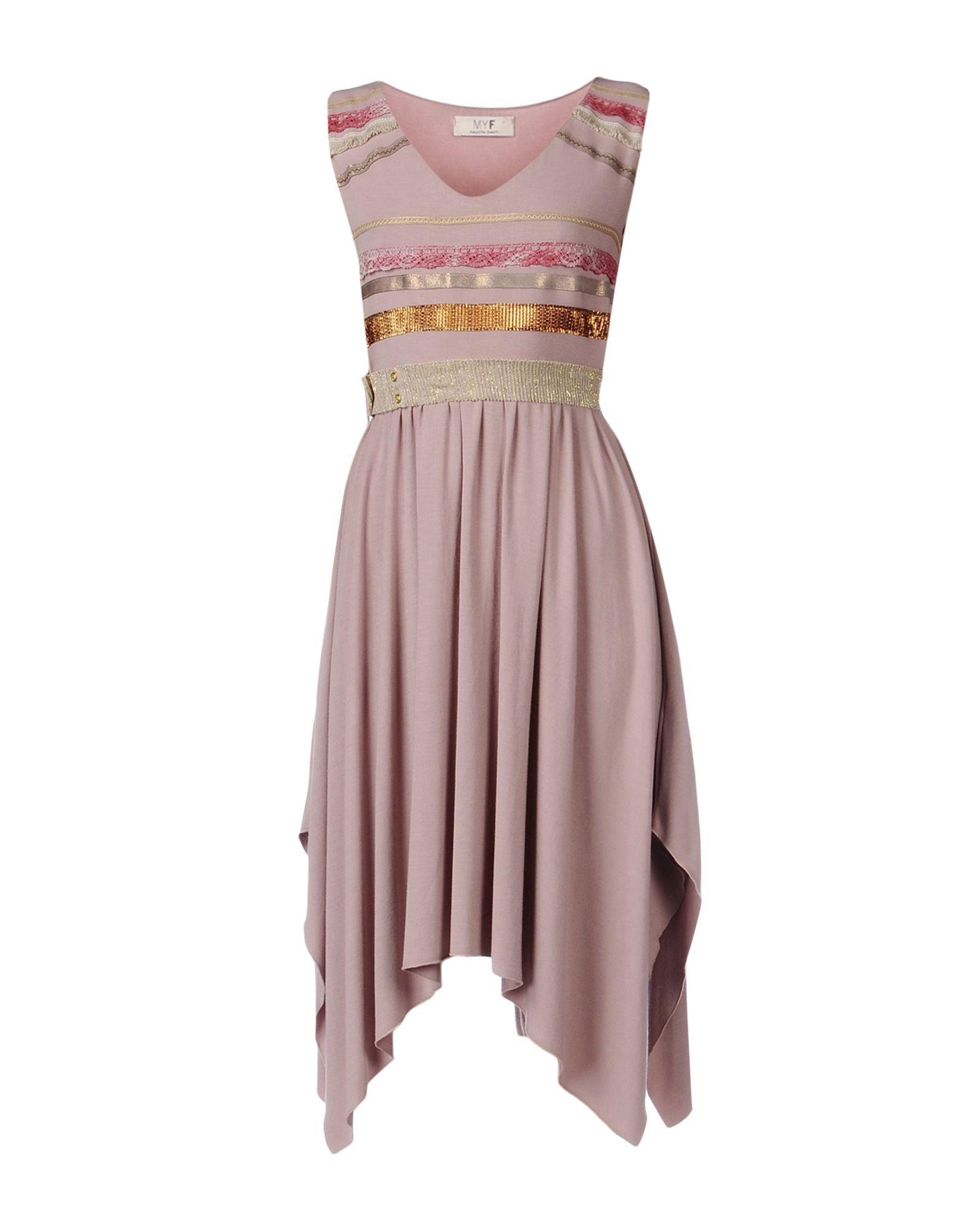 DRESSES - Short dresses Myf q8NE3A