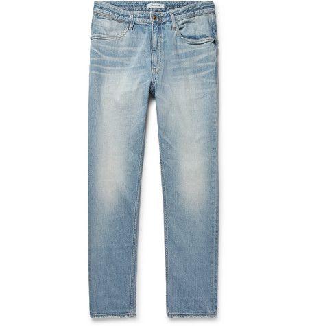 Cheap Websites Dweller Slim-fit Denim Jeans Nonnative Cheap Online Store Manchester FezM1qvi