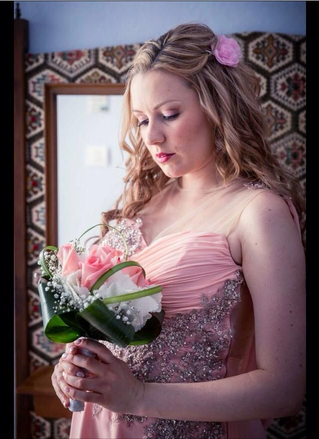 My Bride In Pink