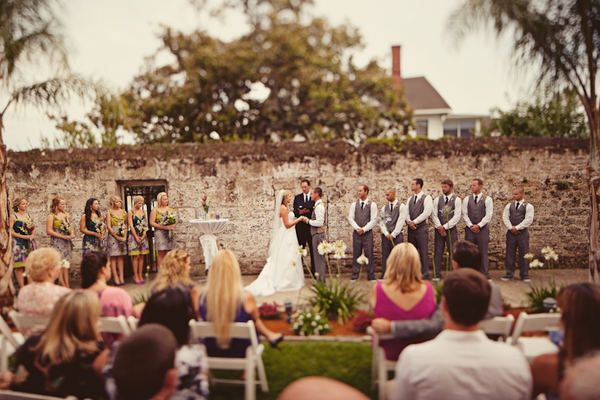 St Francis Barracks Office Club Wedding By Kallima