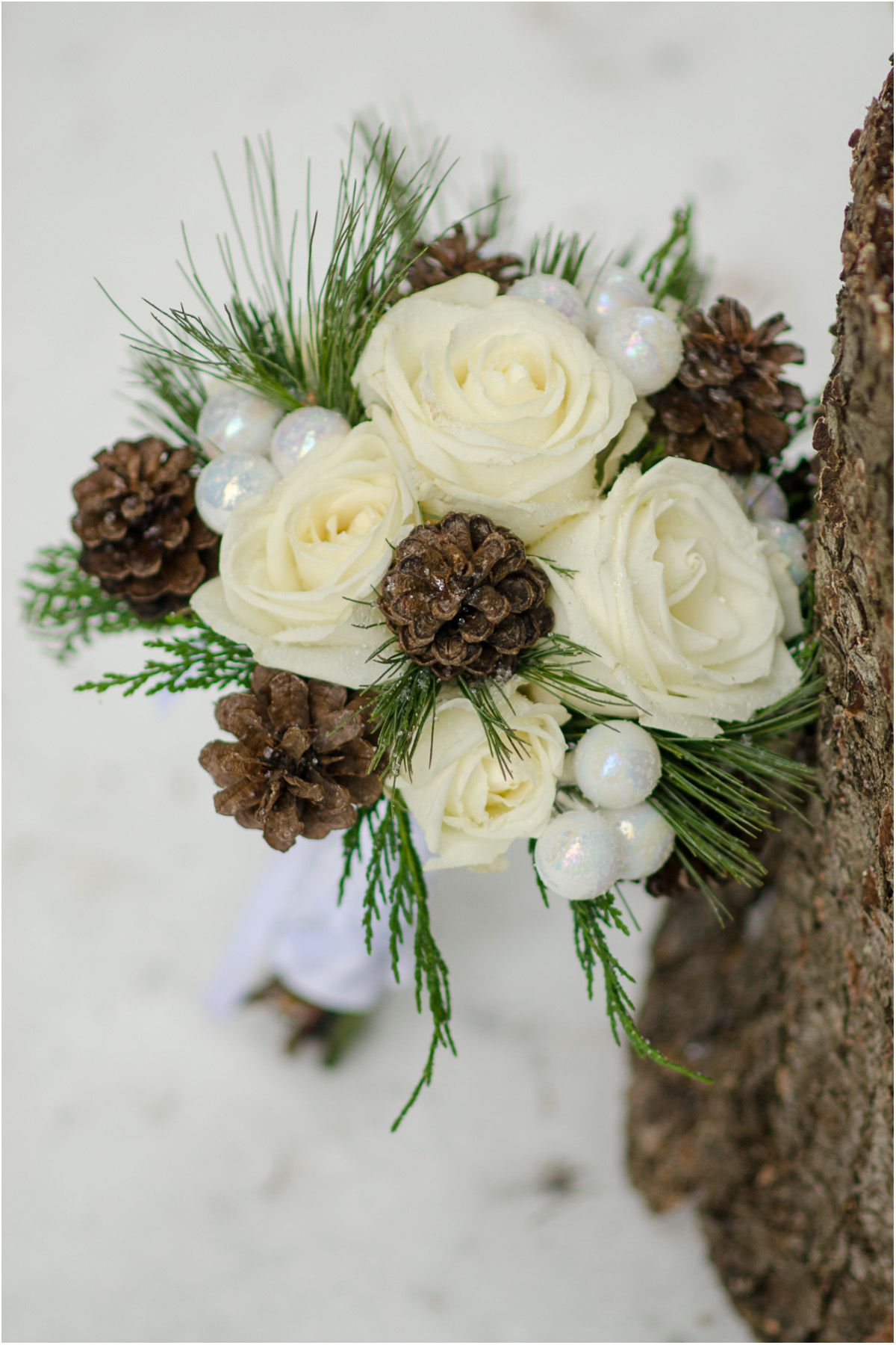 Rustic Winter Wedding Styled Shoot