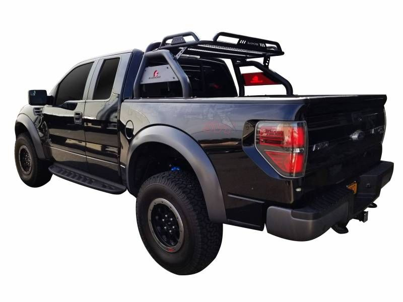 atlas roll bar rb ba1b black fits ram ford chevrolet. Black Bedroom Furniture Sets. Home Design Ideas