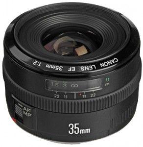 Canon Ef 35mm F 2 Fotografia