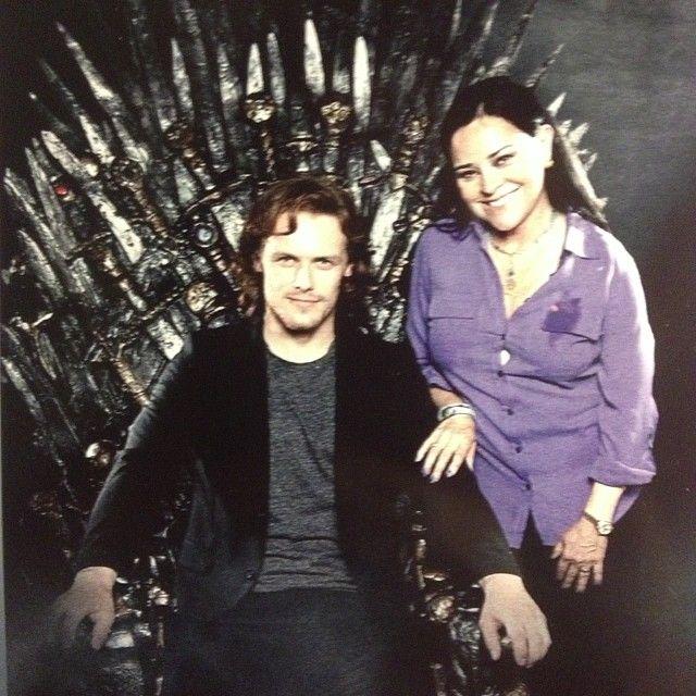 samheughan Winter is......Here #Instagram (Game of Thrones)