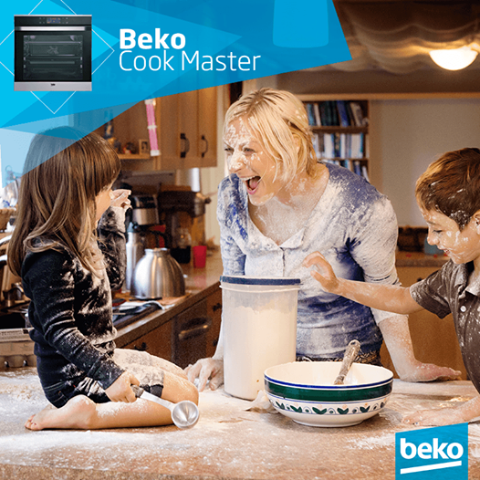 With Beko S Cookmaster 75 Litre Interior Capacity You Could Fit