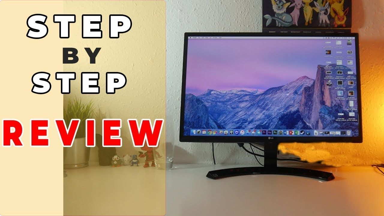 Best Budget LG 27UD58-B 4K IPS Gaming Monitor 📺 For PS4 Pro And