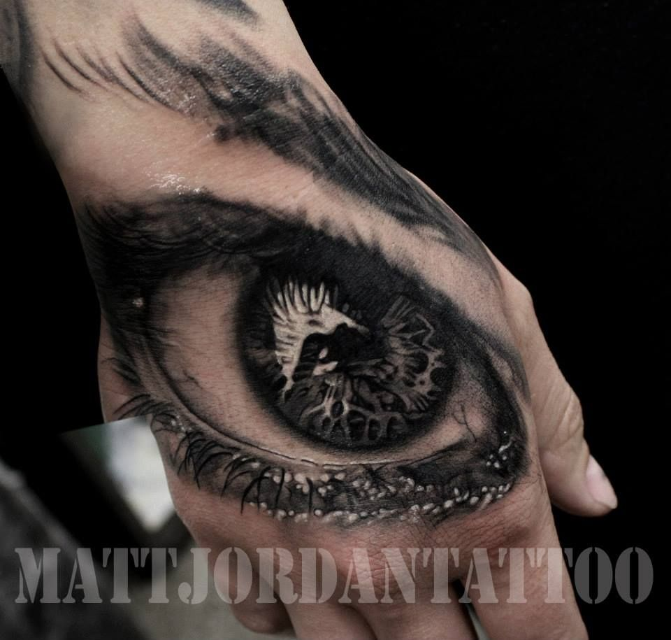 Matt Jordan. New Zealand Tattoo