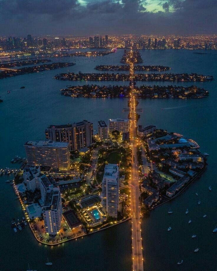Miami florida usa 旅衜 風景 景色