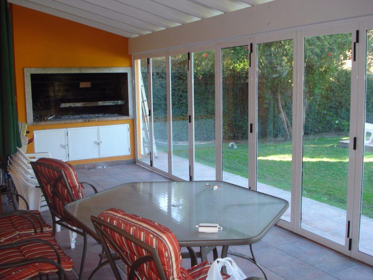 fotos de galerias y cerramientos de aluminio y vidrio