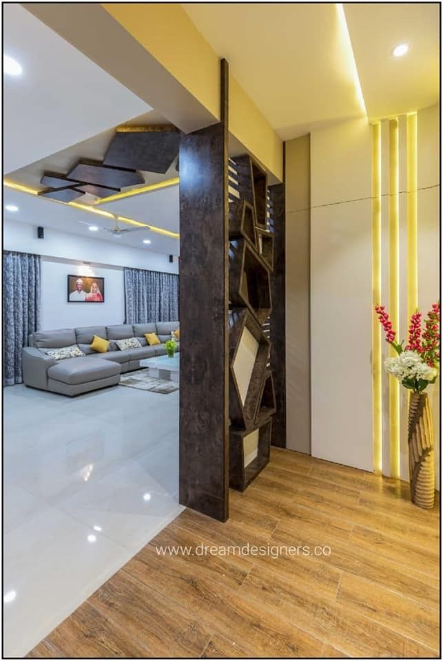 Tv wall design door ceiling ideas best interior living area also archwood    associates full project in pinterest rh