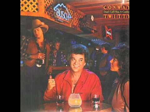 Conway Twitty - Everyone Has Someone They Can't Forget (VIDEO) | Country Rebel Clothing Co.