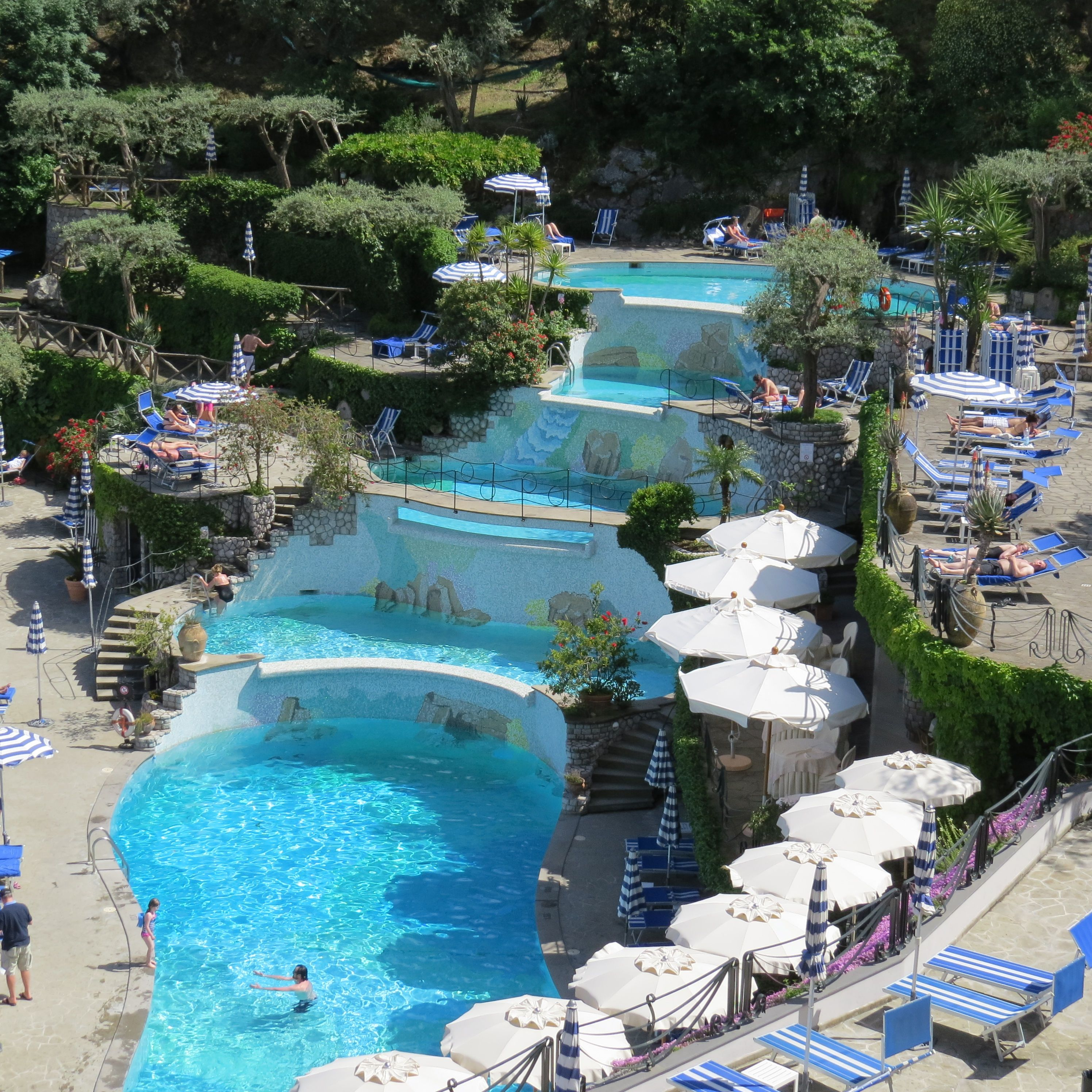 Grand hotel capodimonte sorrento italy places to go - Hotel in sorrento italy with swimming pool ...