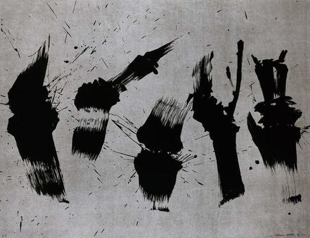 """Fabienne Verdier   Branches er Bourgeons """"Etude du vegetal"""" (2010)   Available for Sale   Artsy"""