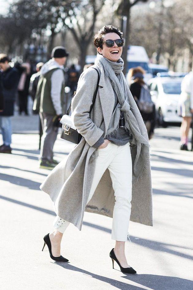 Paris FashionWeek dnia 8 fw 2014