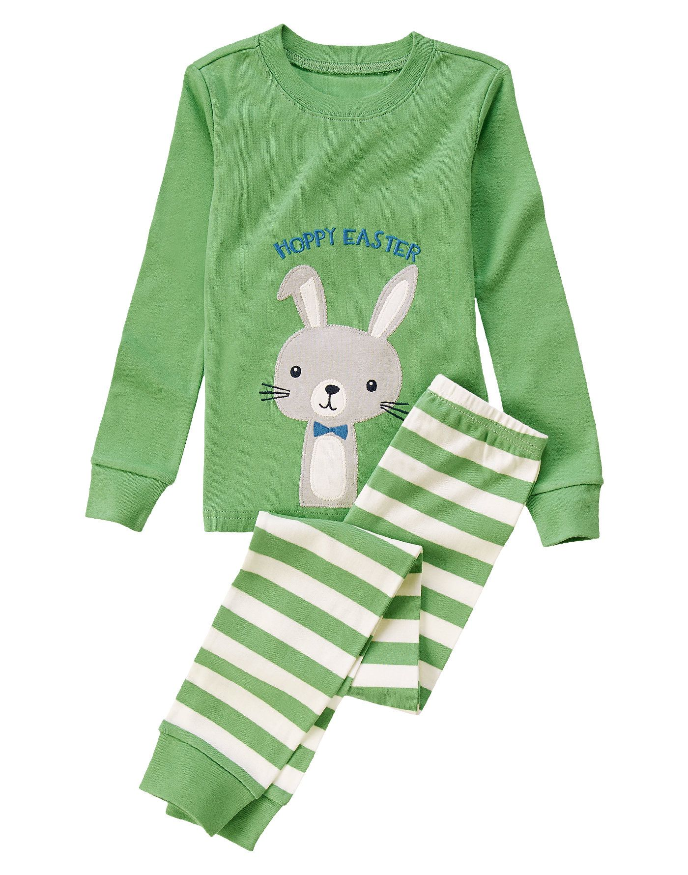 Hoppy Easter Two-Piece Gymmies® at Gymboree size 3 easter jammies :D