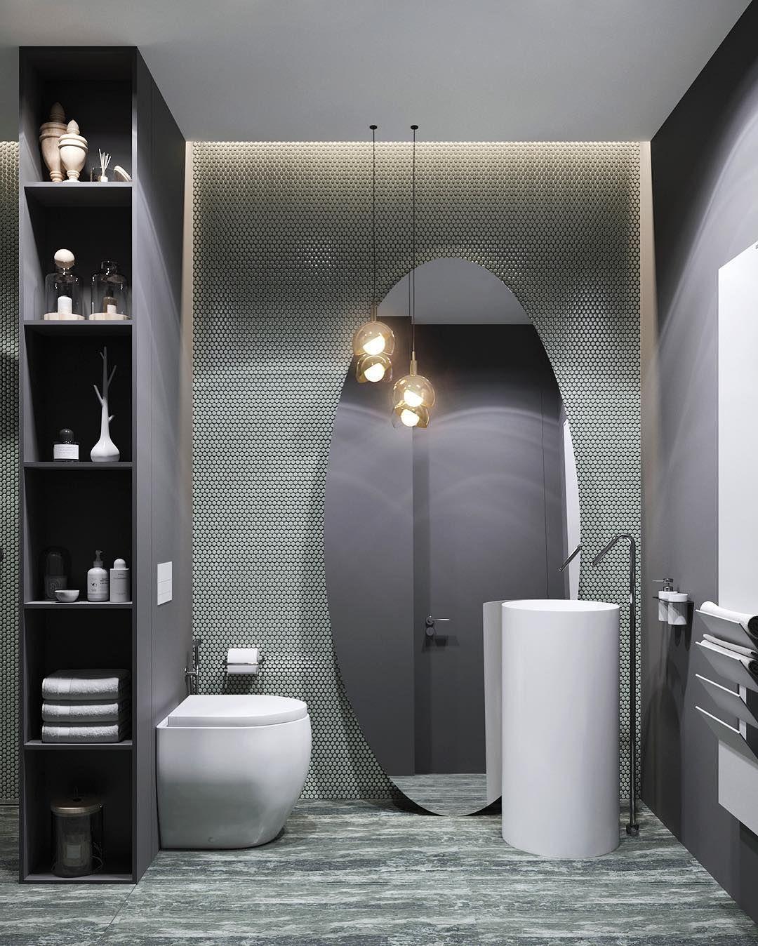 Luxury Bathroom Interior Design: 32 Modern Bathrooms That Make The Case For Luxury