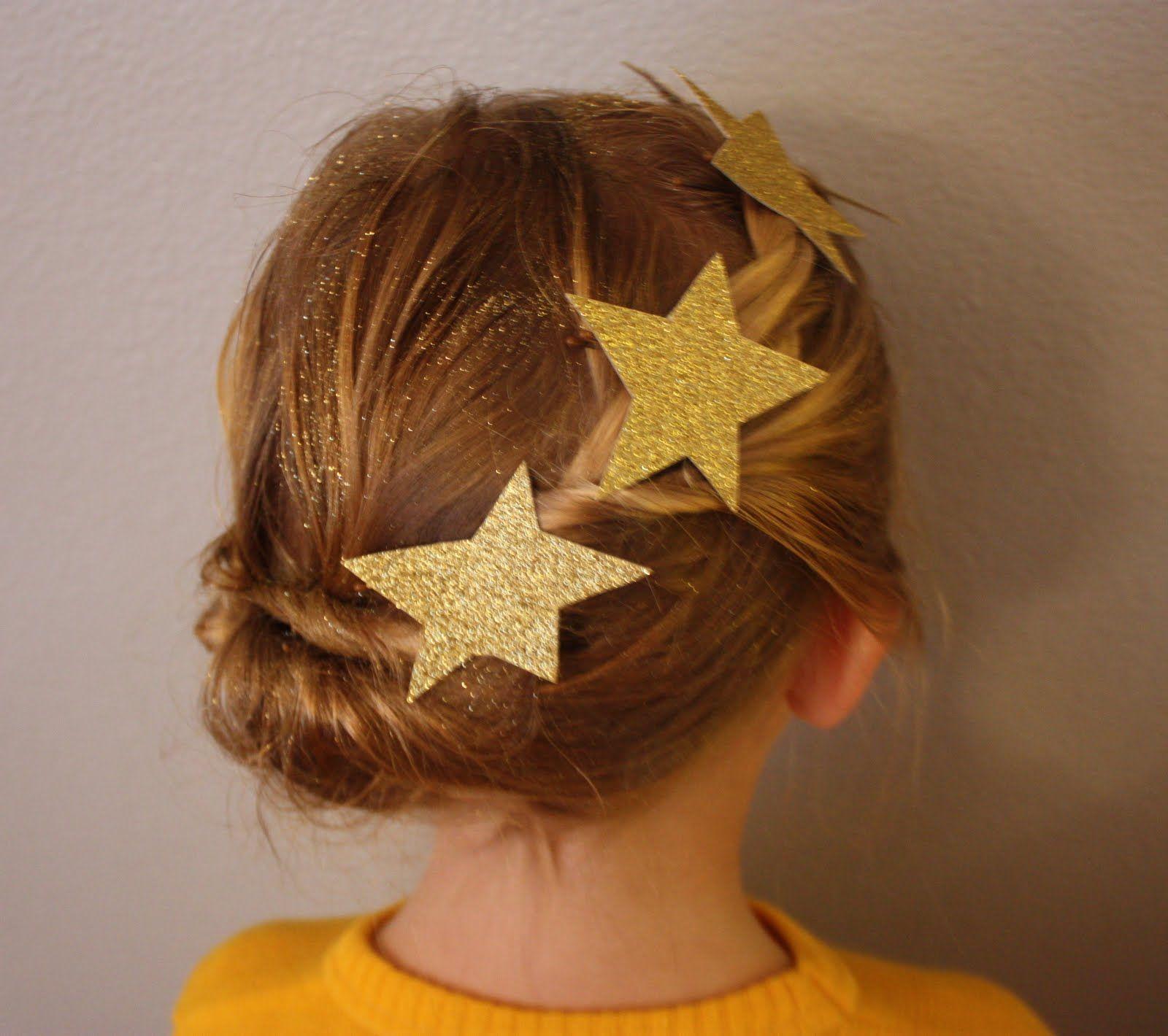 Délice ou délire 20 coiffures de Noël pour enfant vues