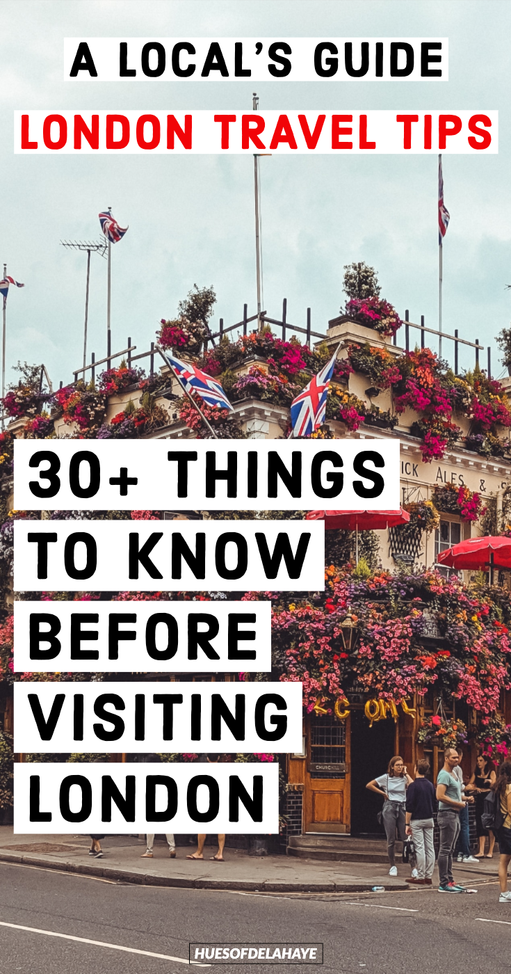 London Travel Tips   Hues Of Delahaye   Travel guide london ...