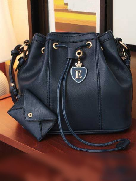 Designer Black Handbag
