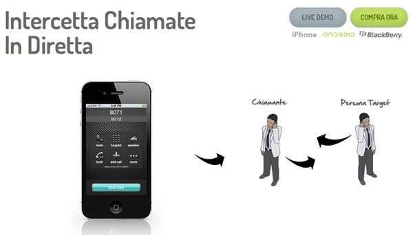 android spiare telefonate