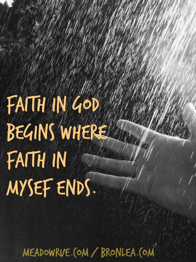 Trusting God in Hard Times {Meadow Rue Merrill} Good