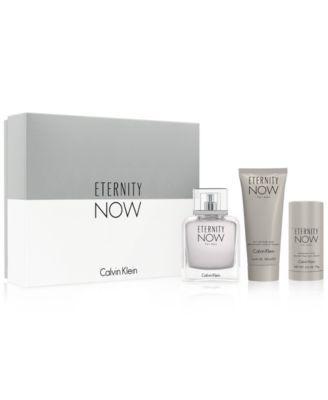 Calvin Klein ETERNITY NOW for men Gift Set