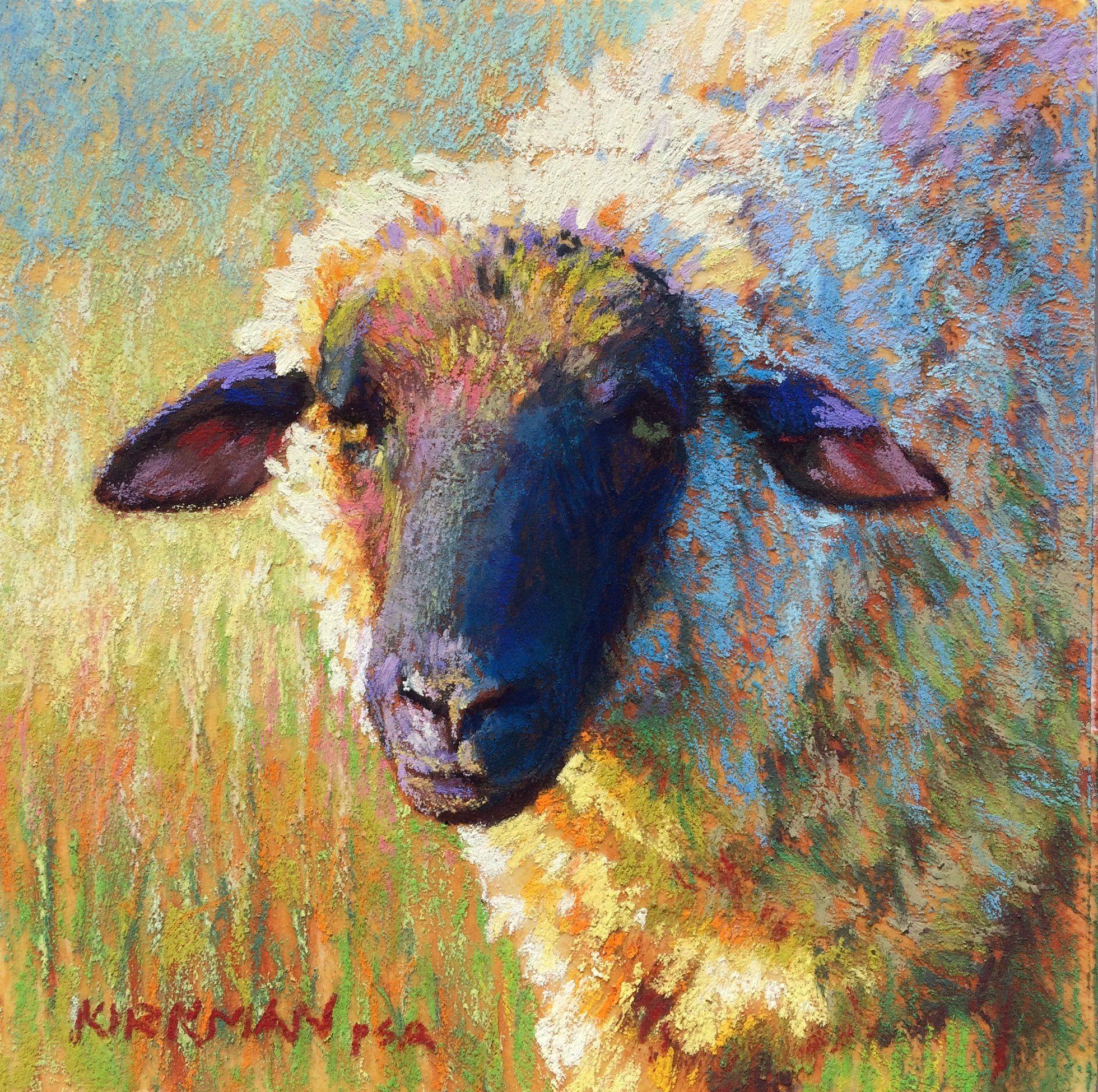 Rita Kirkman, Opal (Pastel,