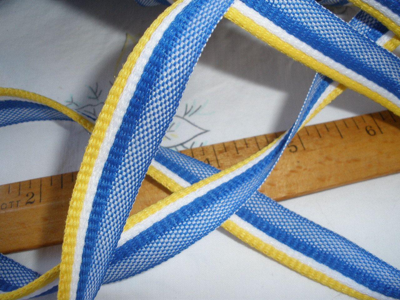 White apron tape - Items Similar To Flat X 3 Piping Trim Lip Cord Bias Tape Royal Blue Yellow White Lip Edging Crazy Quilt Pillows Yards Yardage Embellish Apron Tape On Etsy
