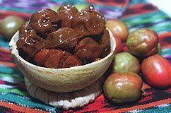 jocotes dulces! yum! #elsalvadorfood