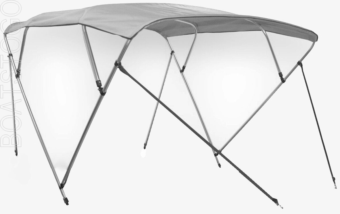 Explore Shade Canopy Sun Canopy and more!  sc 1 st  Pinterest & Saturn 4-Bow Bimini Top Sun Shade for Inflatable Boats Jon Boats ...