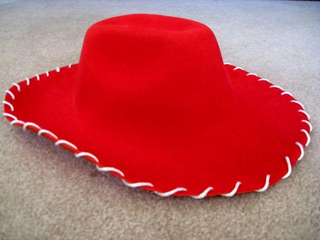 sombrero de Jessie
