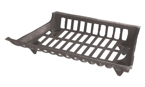 uniflame 24 inch cast iron fireplace grate fireplaces and firepits rh pinterest com