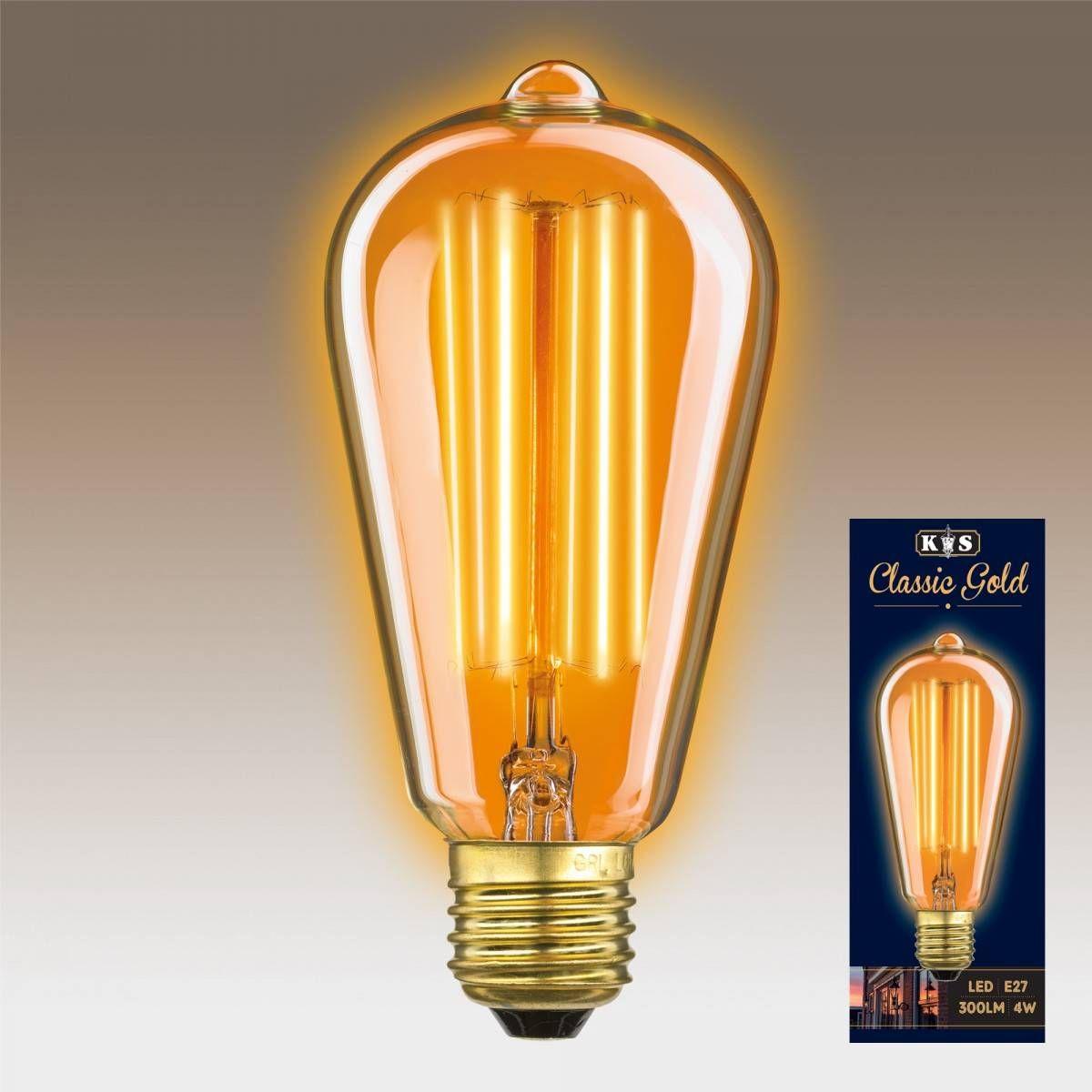 Edison led lamp