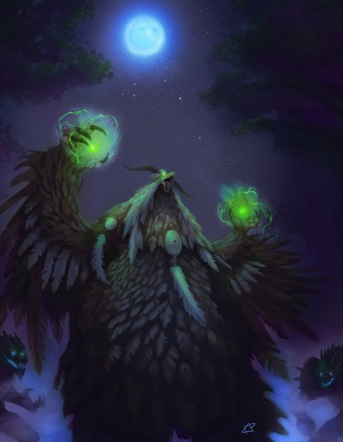 18++ Moonkin forms ideas