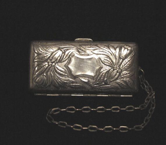 Antique Compact Purse Art Nouveau Purse Dance by PowerOfOneDesigns, $89.99