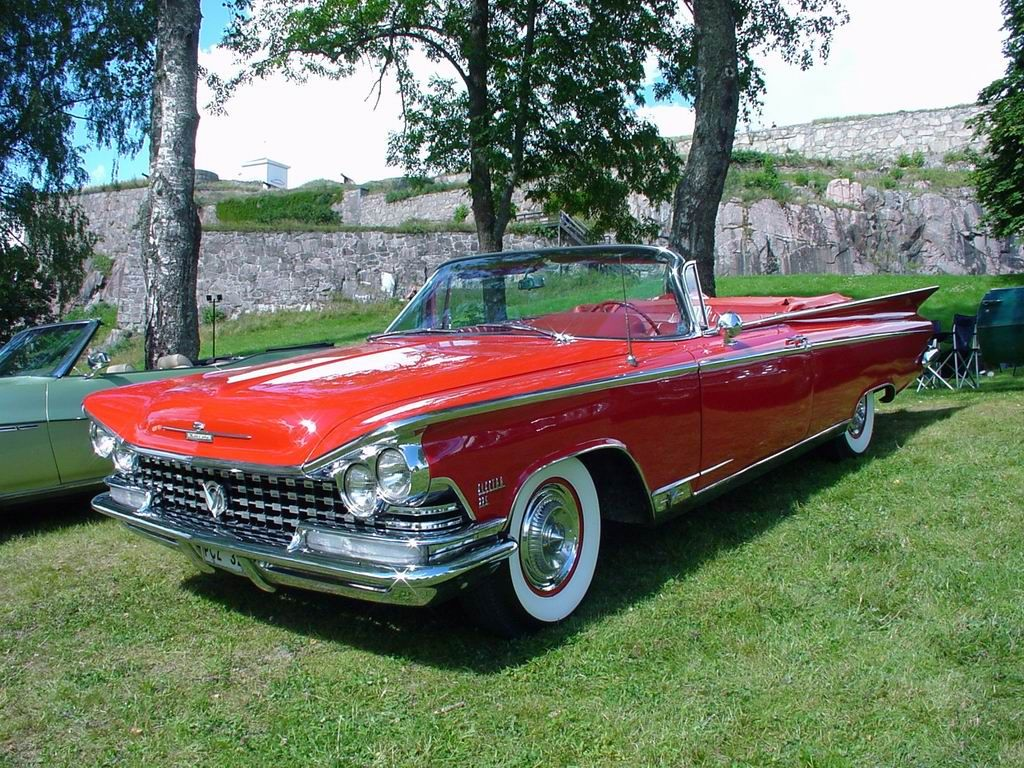 1959 buick electra 225 convertible and a fantastically beautifully cared for
